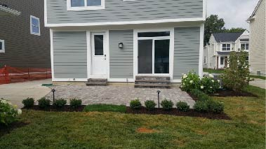 Brick Paver Patio 6