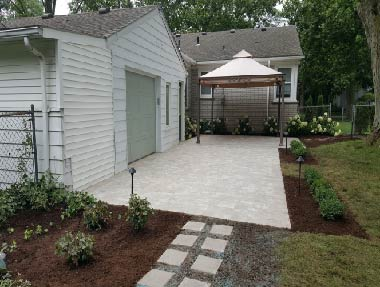 Brick Paver Patio 7